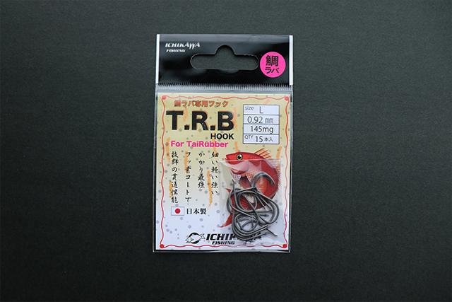 T.R.B HOOK写真